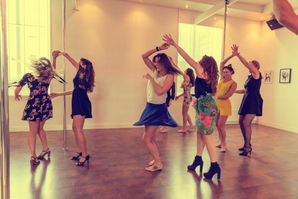 Salsa Workshop in Zwolle